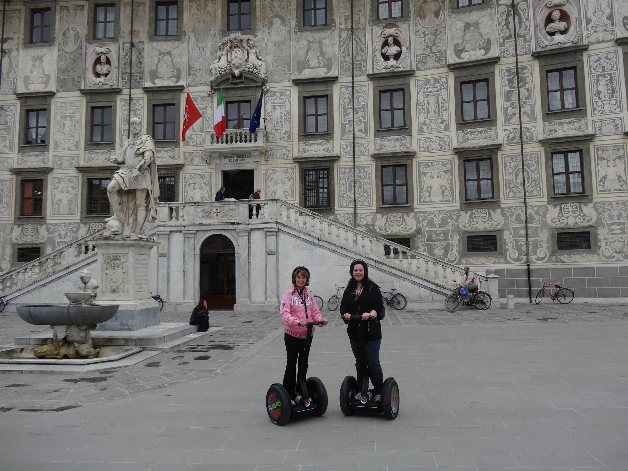 Pisa Segway Tours