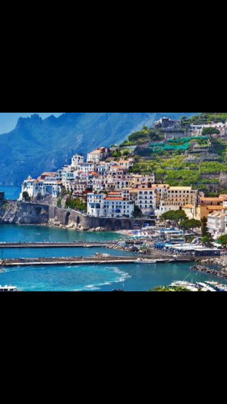 Tour Amalfi Coast Limo