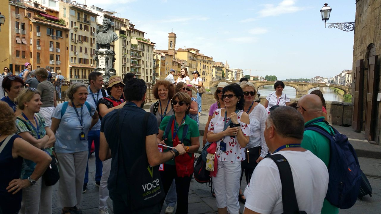 Sharif The Florence Tourist Guide