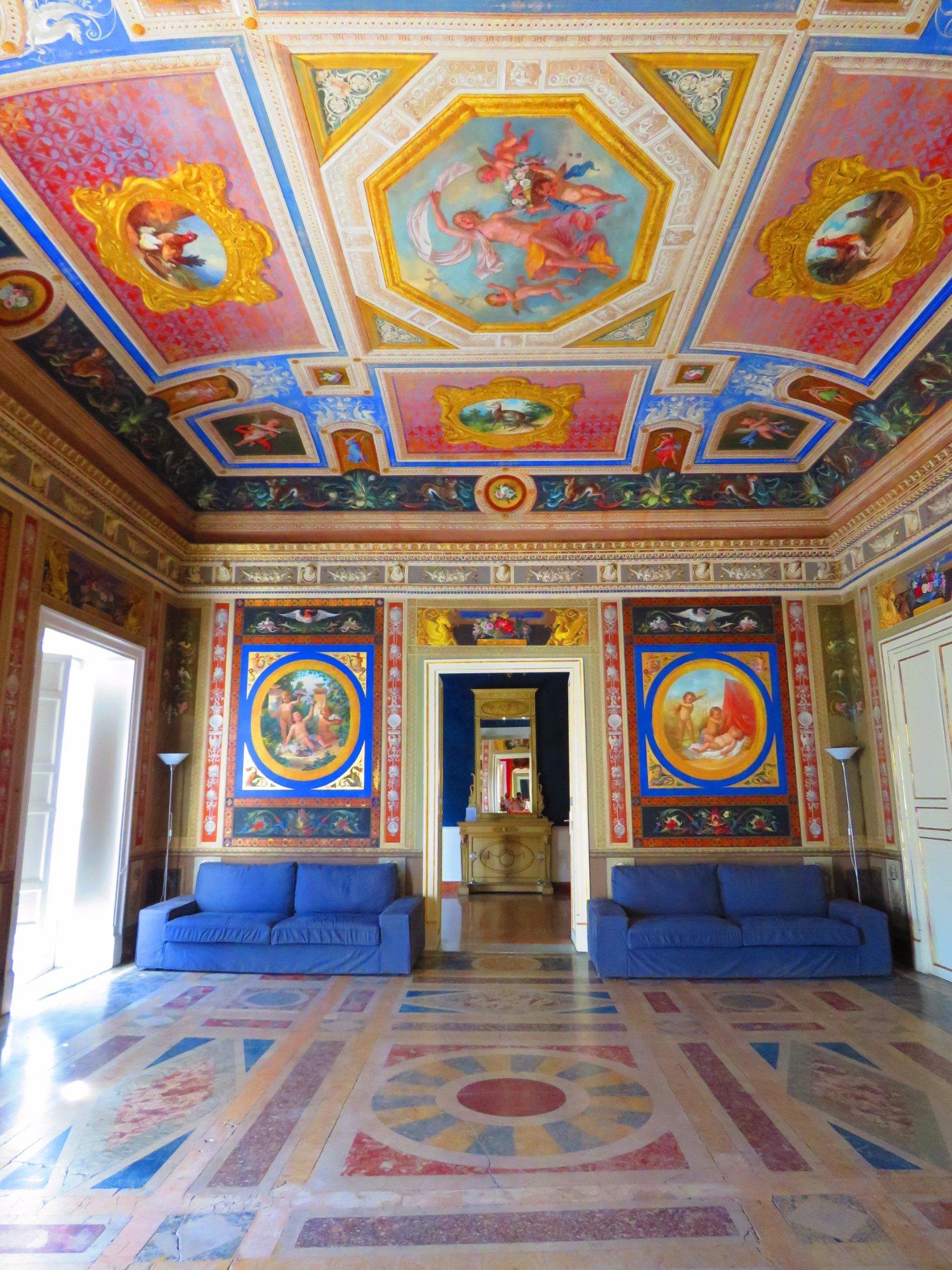 Palazzo Zingone - Trabia