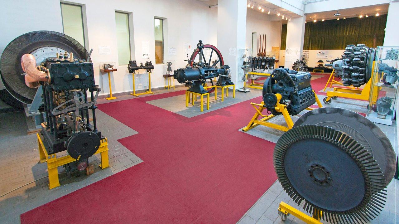 Museo Storico dei Motori e dei Meccanismi