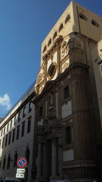Chiesa della Madonna di Monte Oliveto detta Badia Nuova