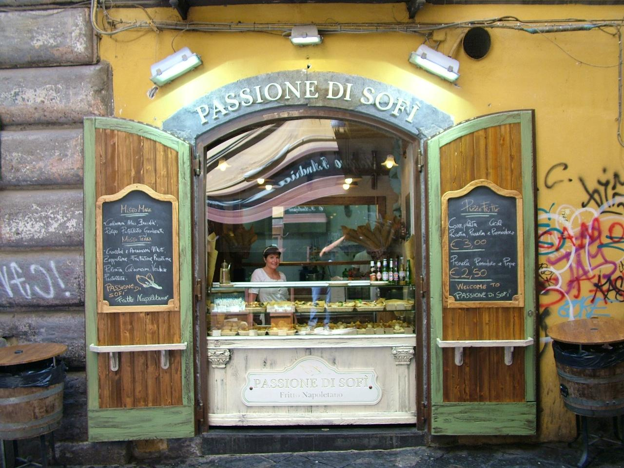 Food Tours Naples