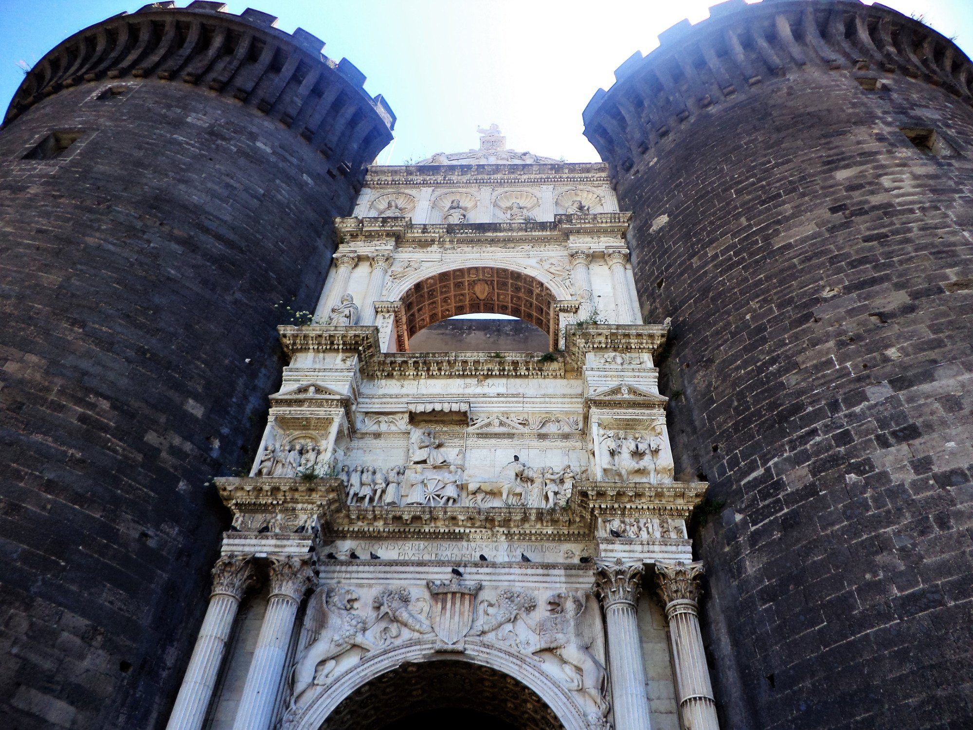 Tours in Pompei and Naples