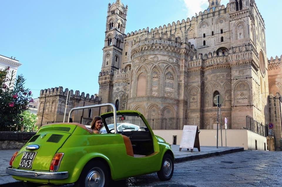 500 Tour West Sicily