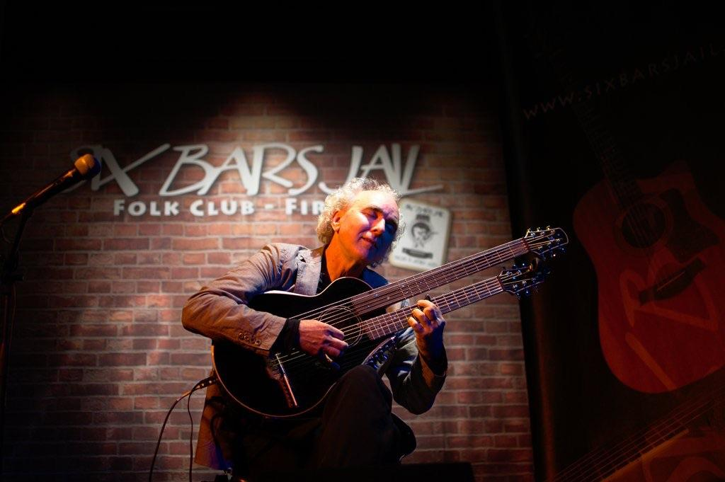 Six Bars Jail - Folk Club Firenze