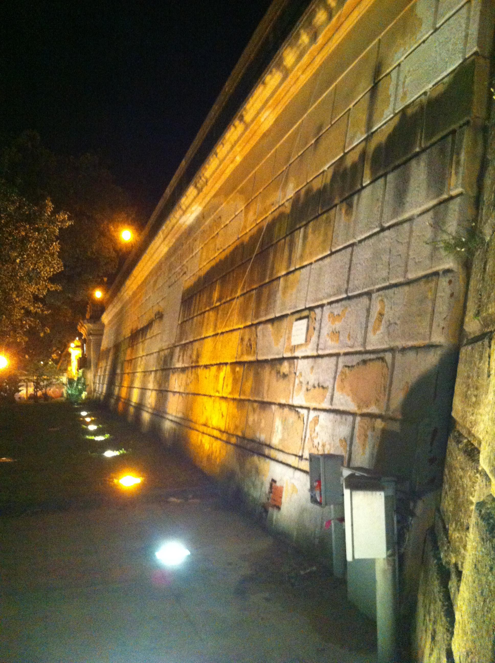 Muro delle Cattive