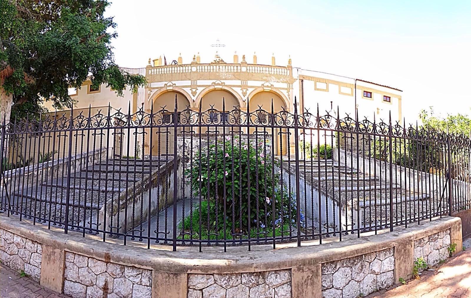 Santa Maria Di Monserrato Palermo