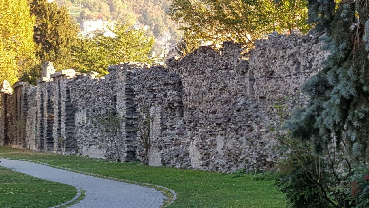 Mura di Aosta