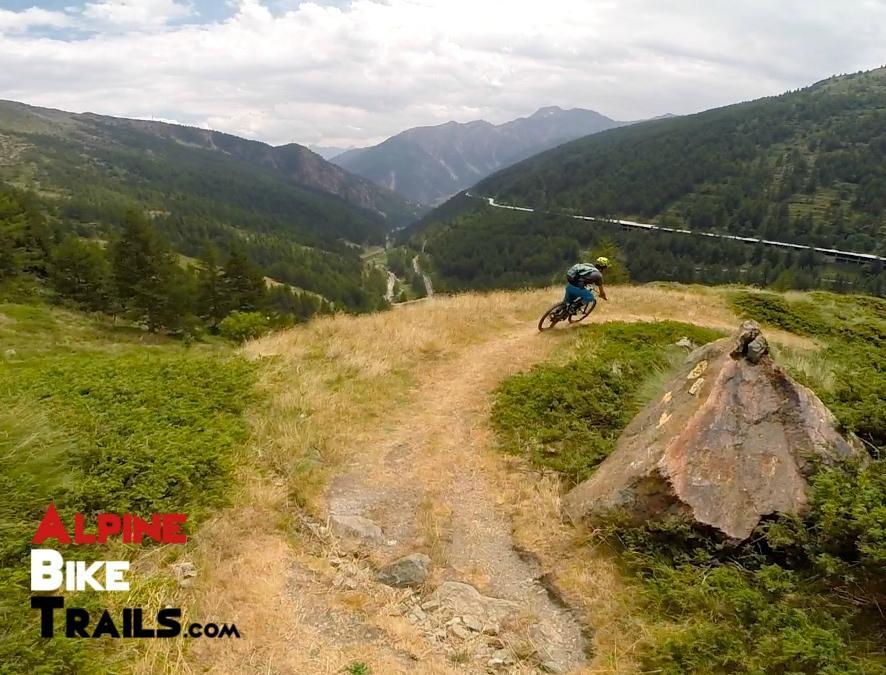 Alpine Bike Trails
