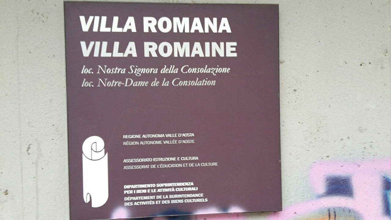Villa Romana della Consolata