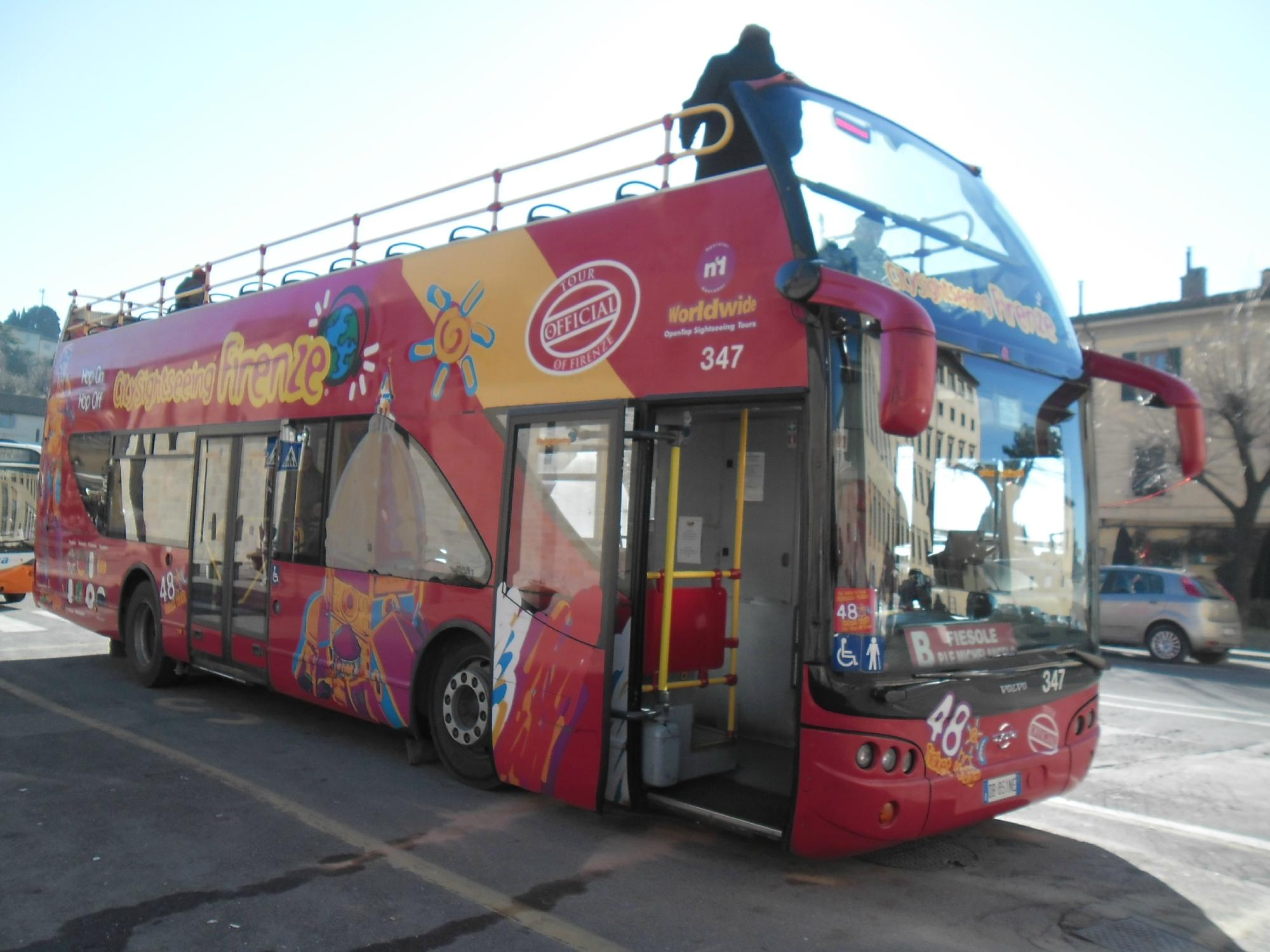 City Sightseeing Firenze