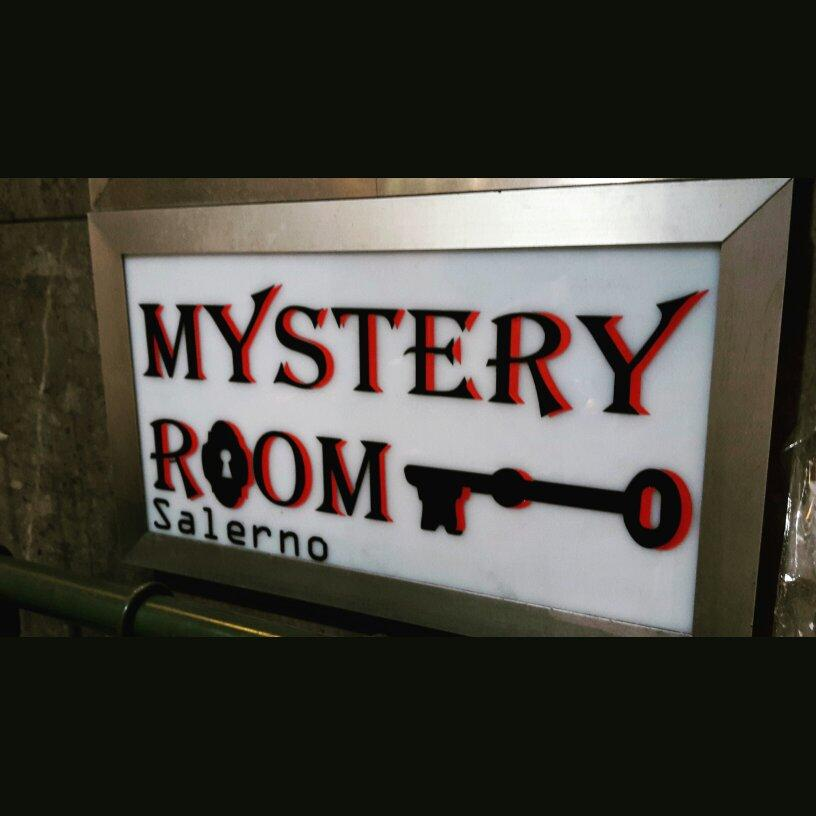 Mystery Room Salerno