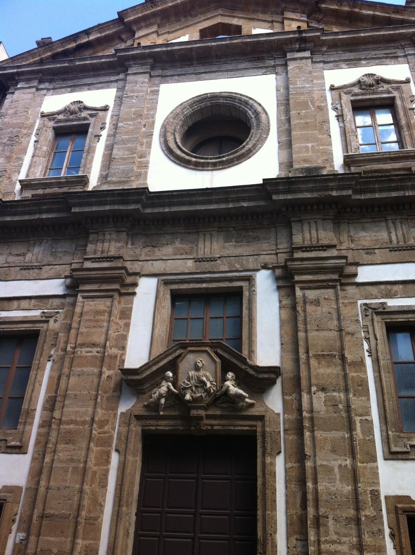 Chiesa di San Mattia Apostolo dei Crociferi