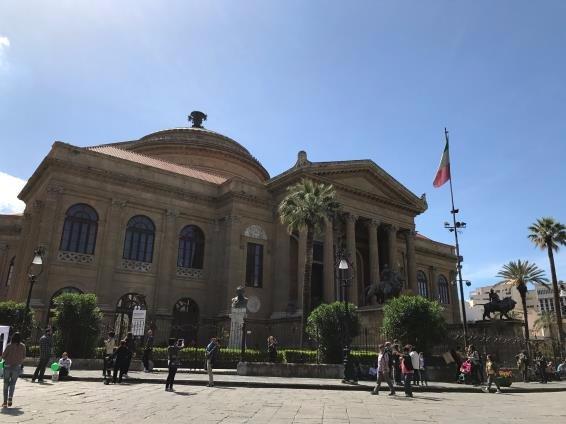 Biblioteca della Fondazione Teatro Massimo