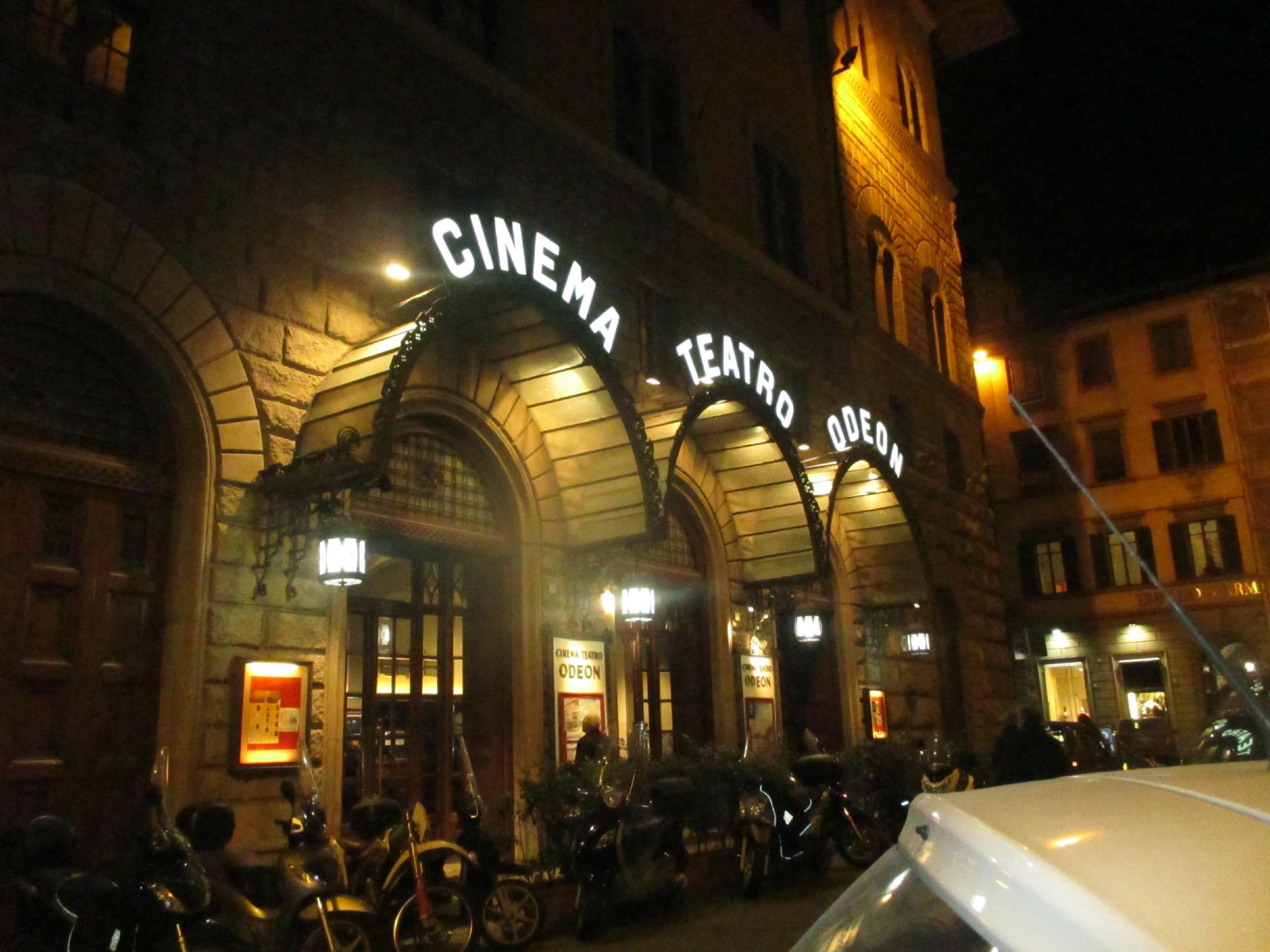 Cinema Odeon Firenze