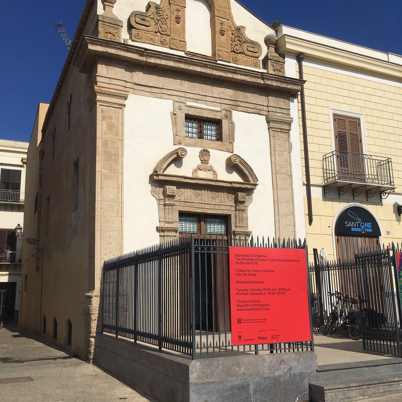Chiesa dei Santi Euno e Giuliano