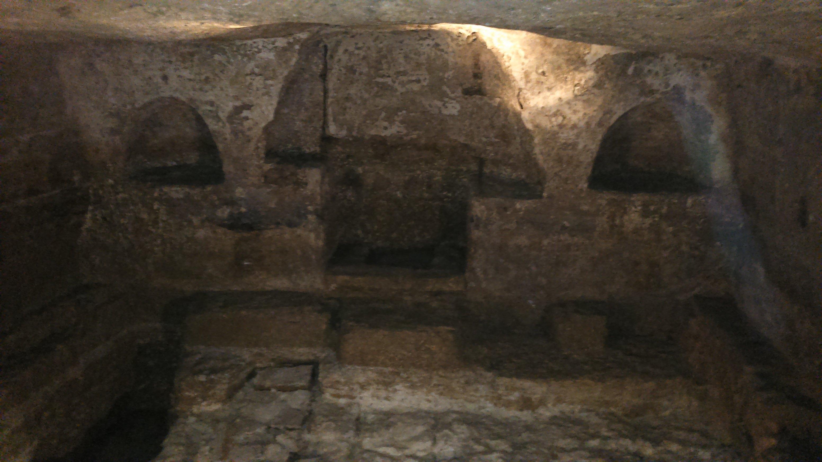 Catacombe di S. Michele Arcangelo