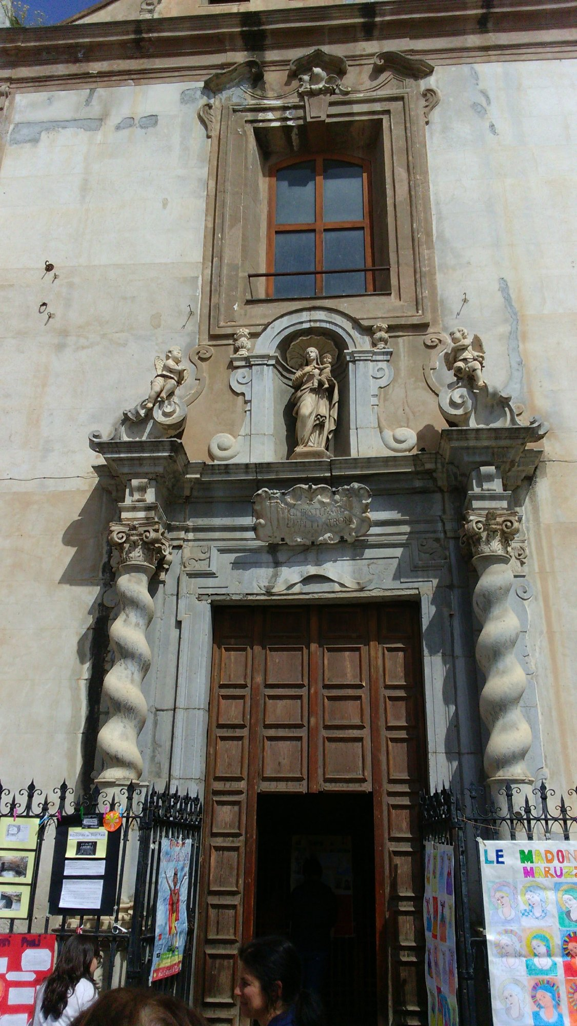 Chiesa di S. Maria di Gesù dei Canceddi