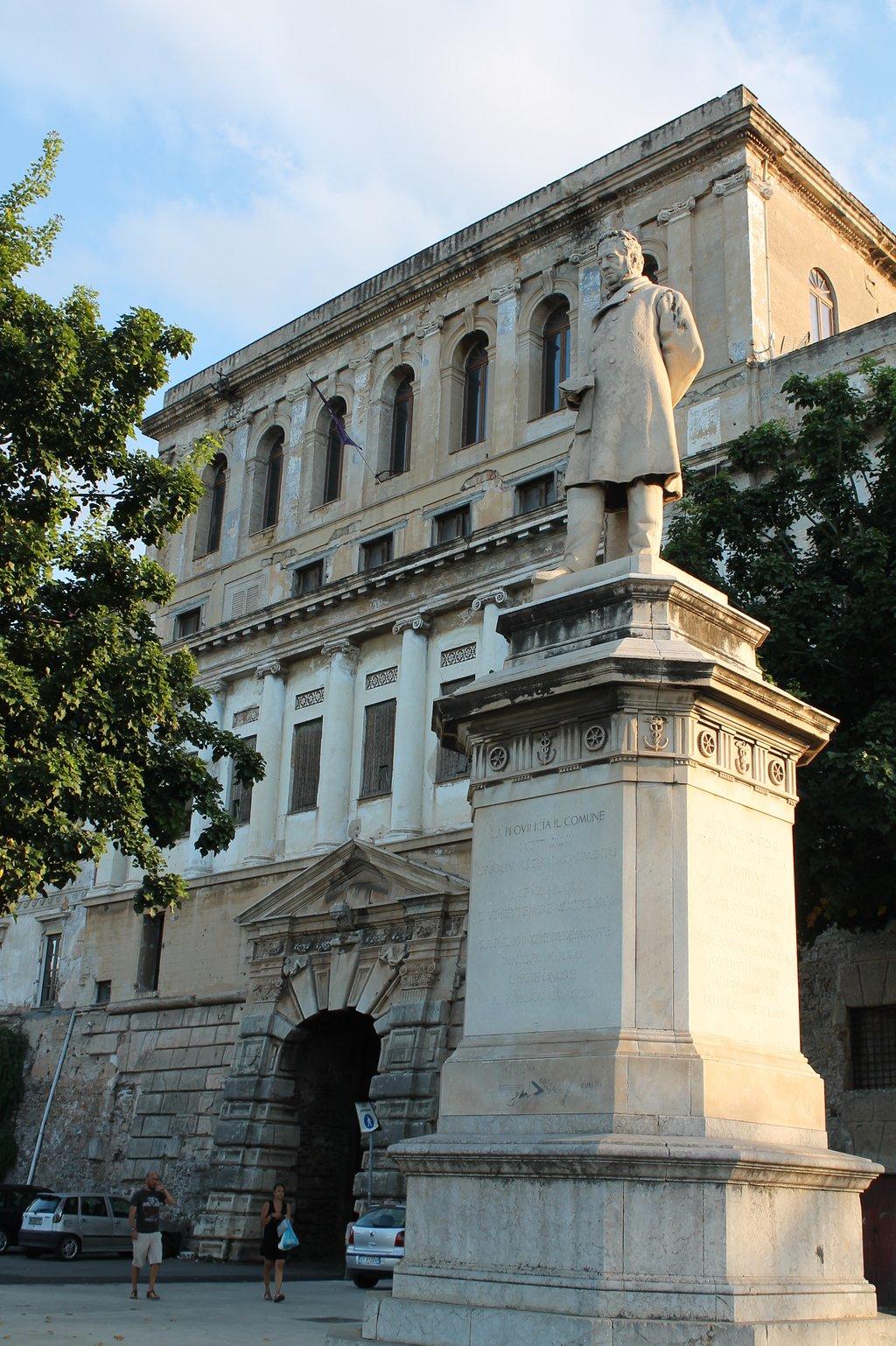 Monumento a Vincenzo Florio