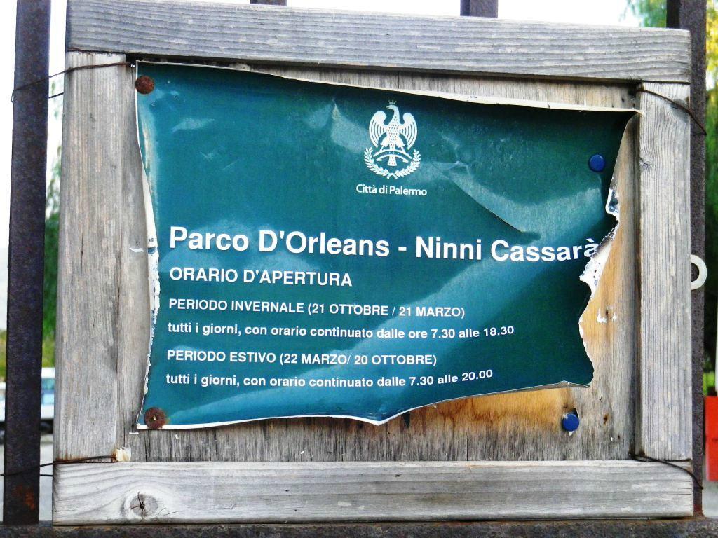 Parco Ninni Cassarà