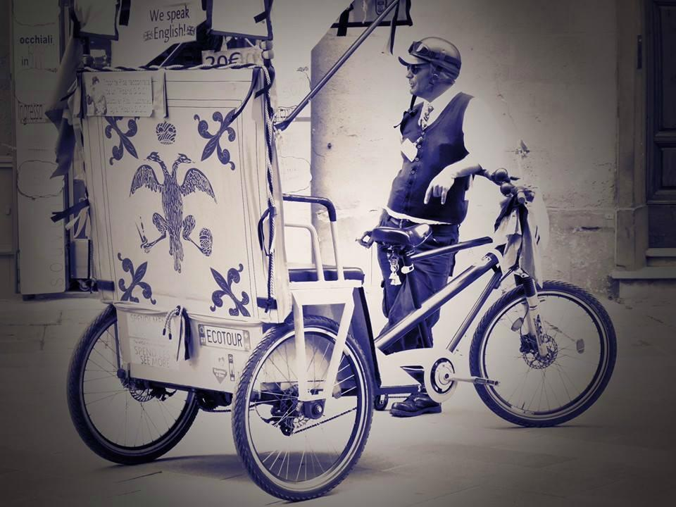 Pedicab Pisa City Ecotour