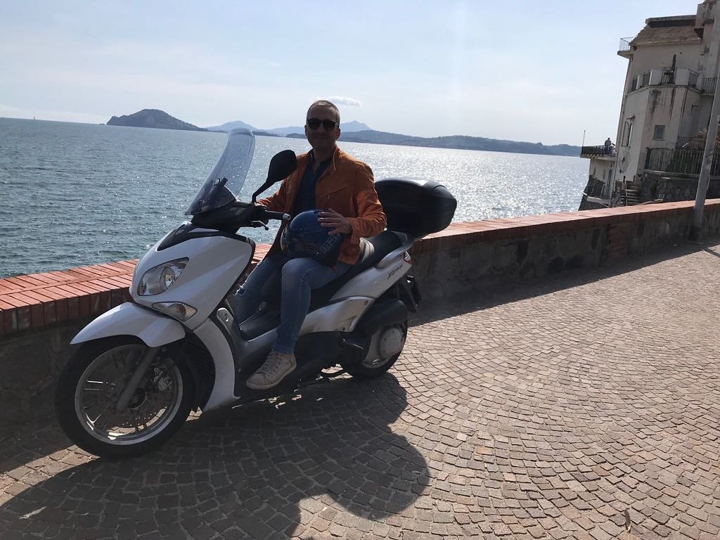 Private Scooter Tour in Naples