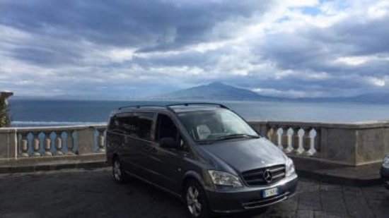 Amalfi Coast Private Driver