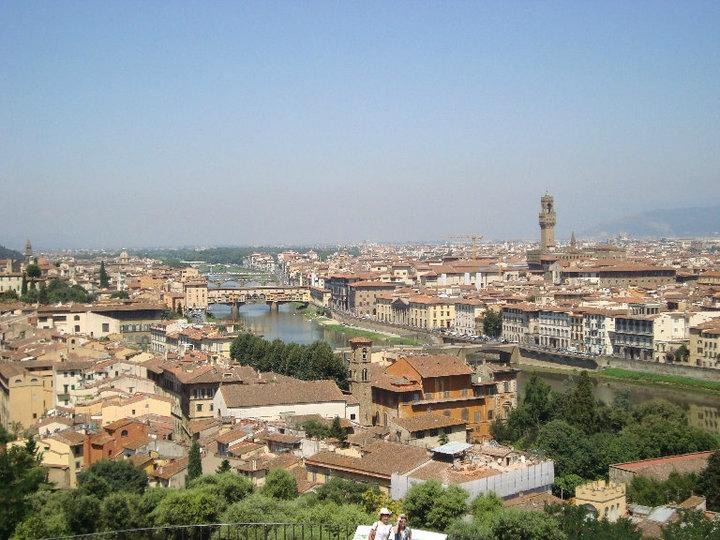 Florence Panoramic Tour