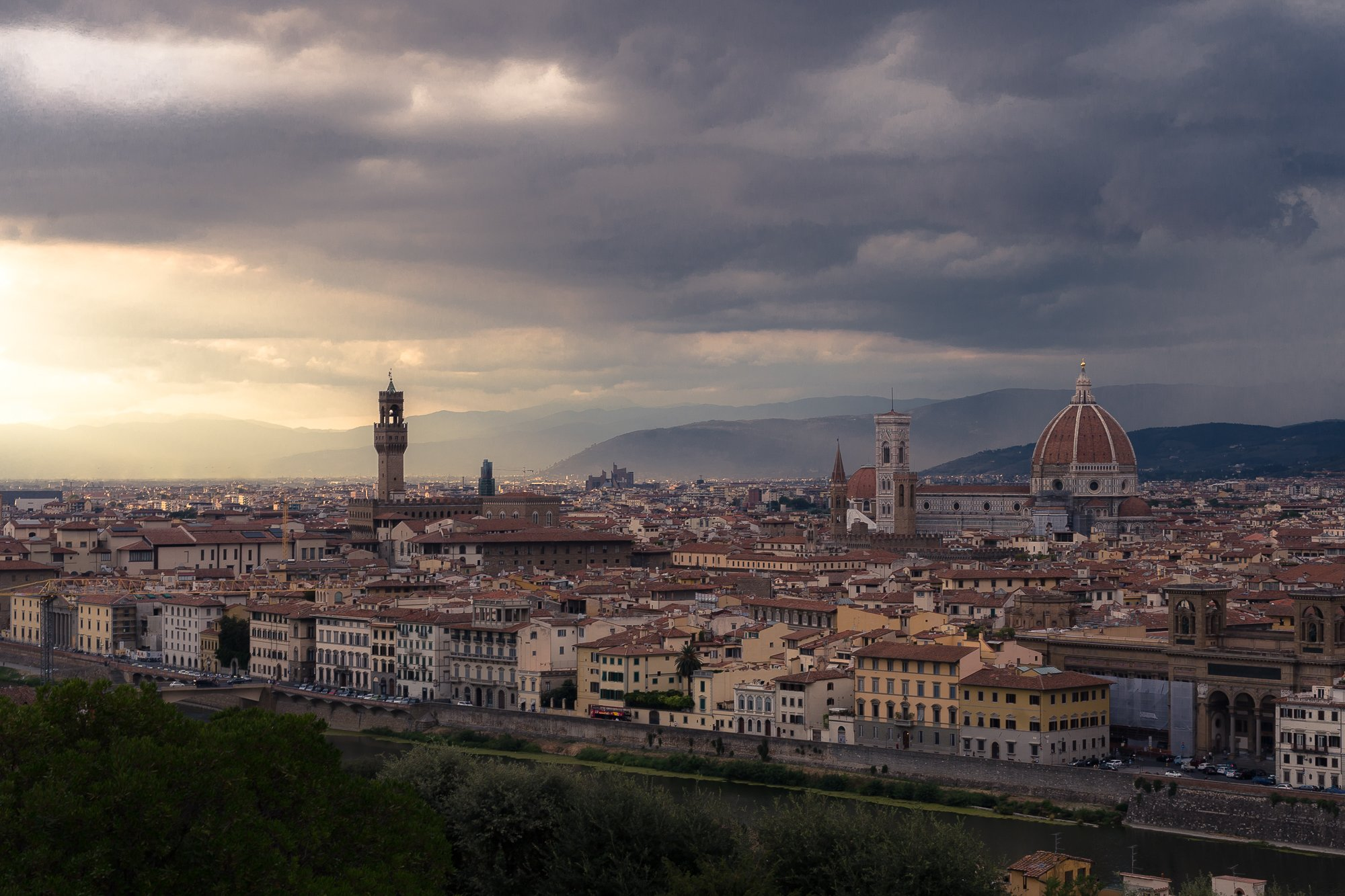 A Photowalk in Florence