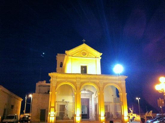 Santuario della Madonna del Canneto a Gallipoli
