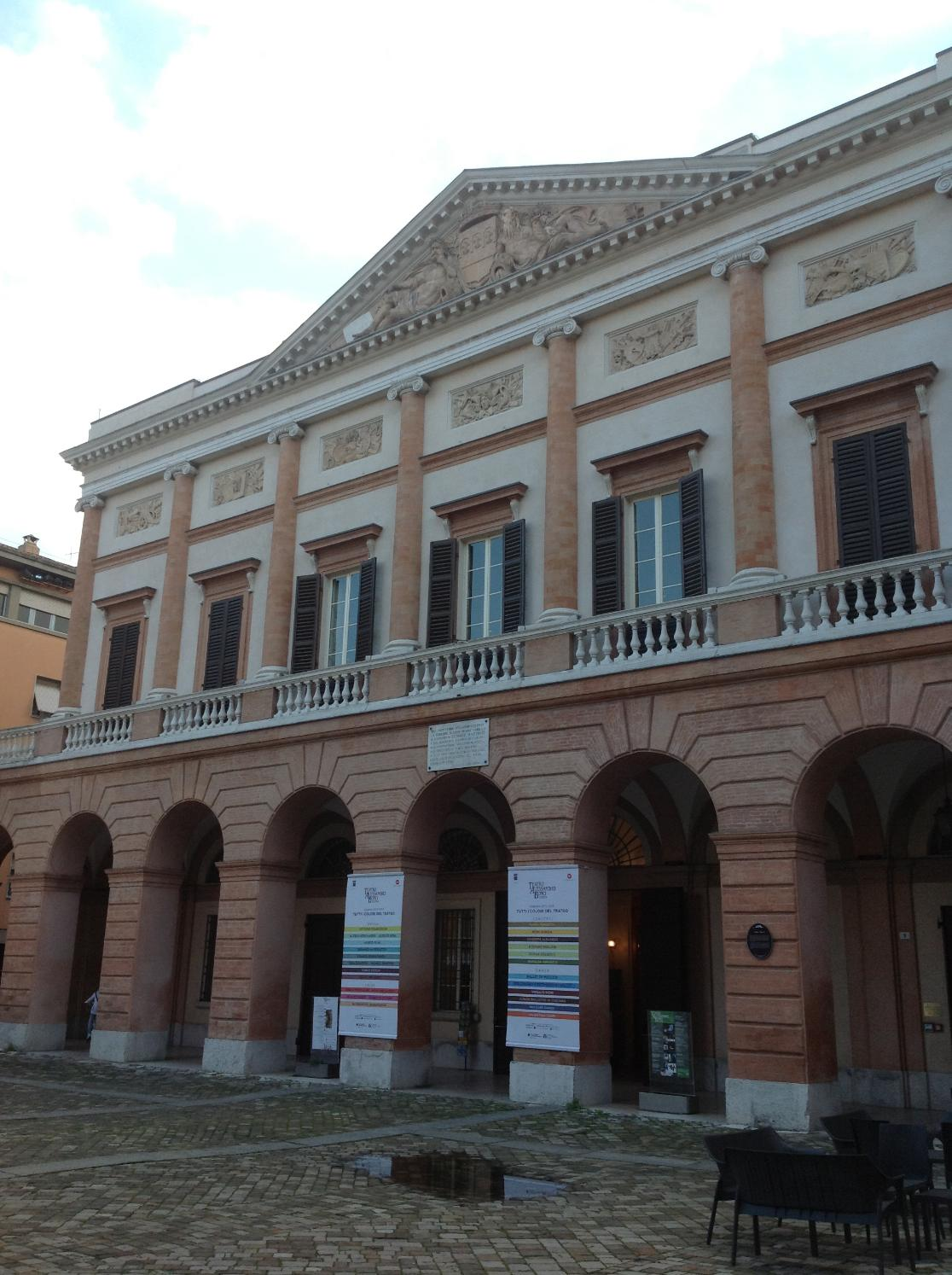 teatro Alessandro Bonci