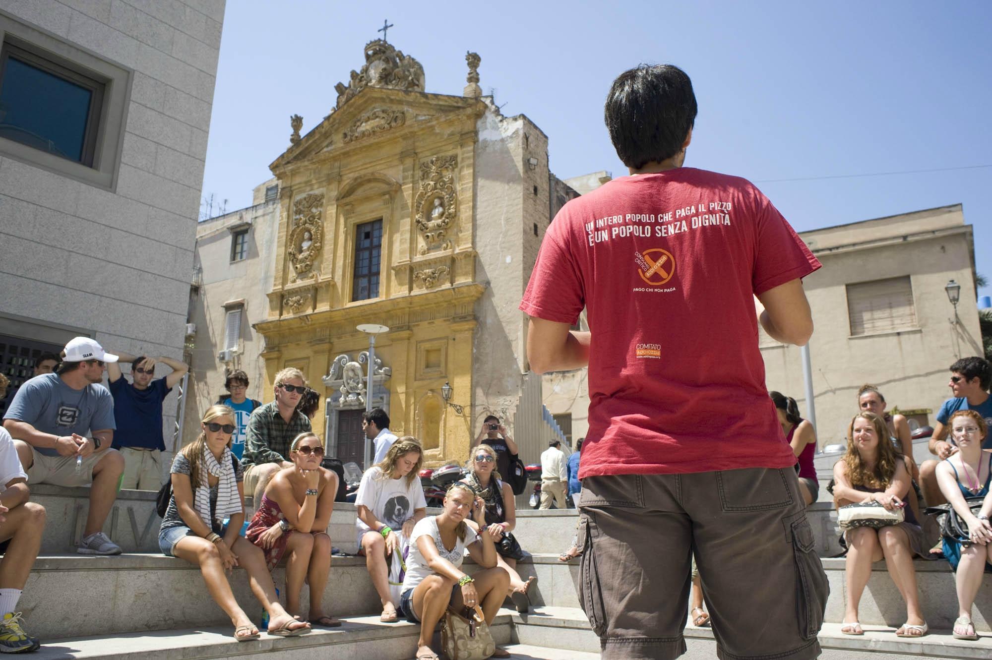 Addiopizzo Travel - Day Tours