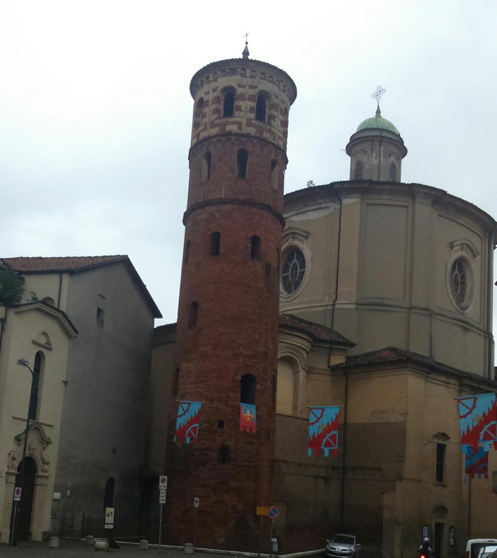 Torre Rossa di San Secondo