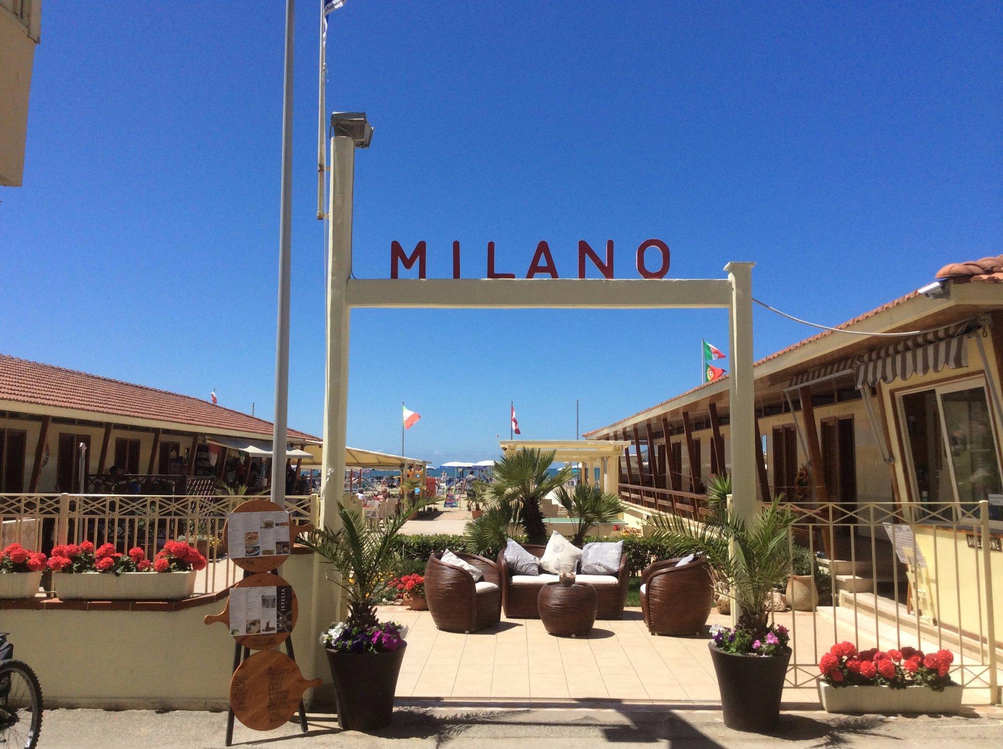 Bagno milano a viareggio prezzi recensioni ristoranti vicini - Bagno milano viareggio ...
