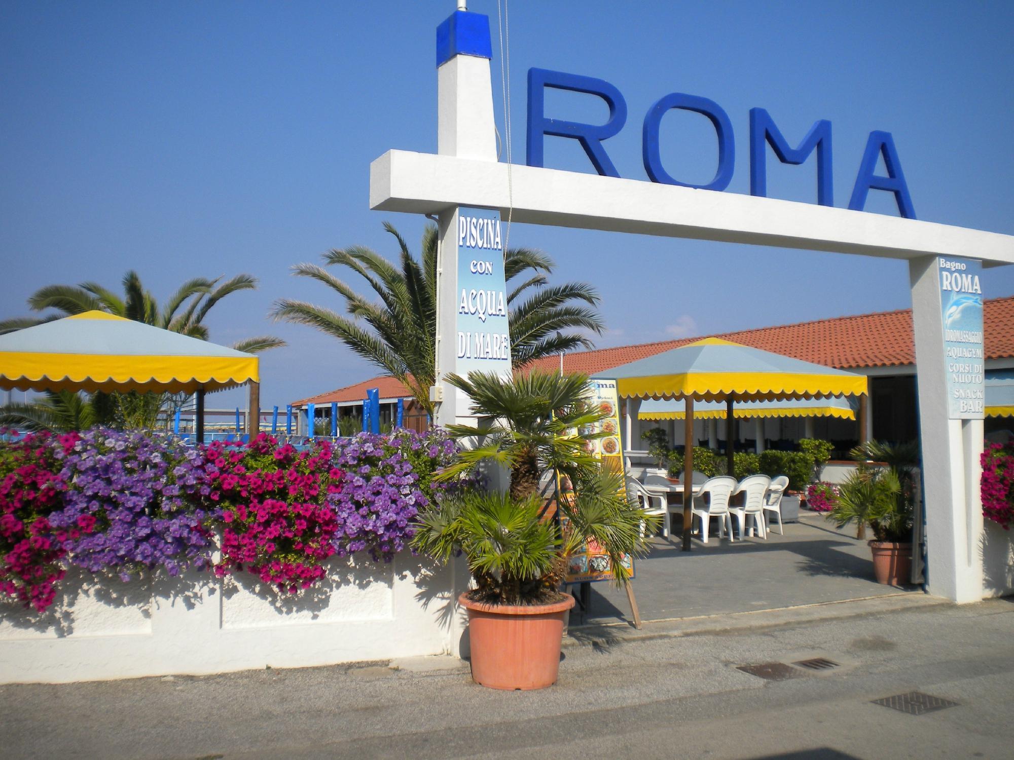 Bagno roma a viareggio prezzi recensioni ristoranti vicini - Bagno milano viareggio ...