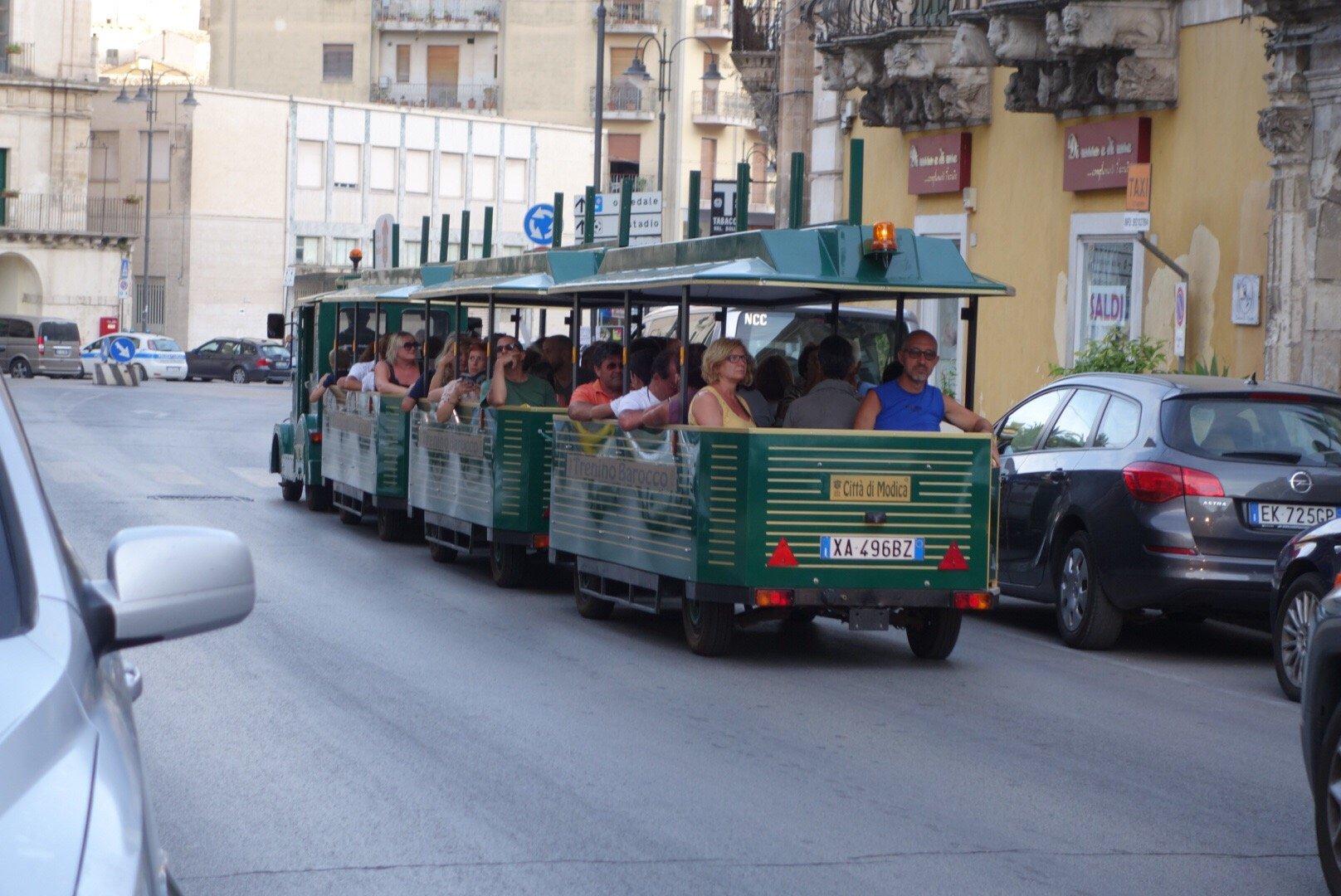 Trenino Barocco - Ragusa Modica Scicli