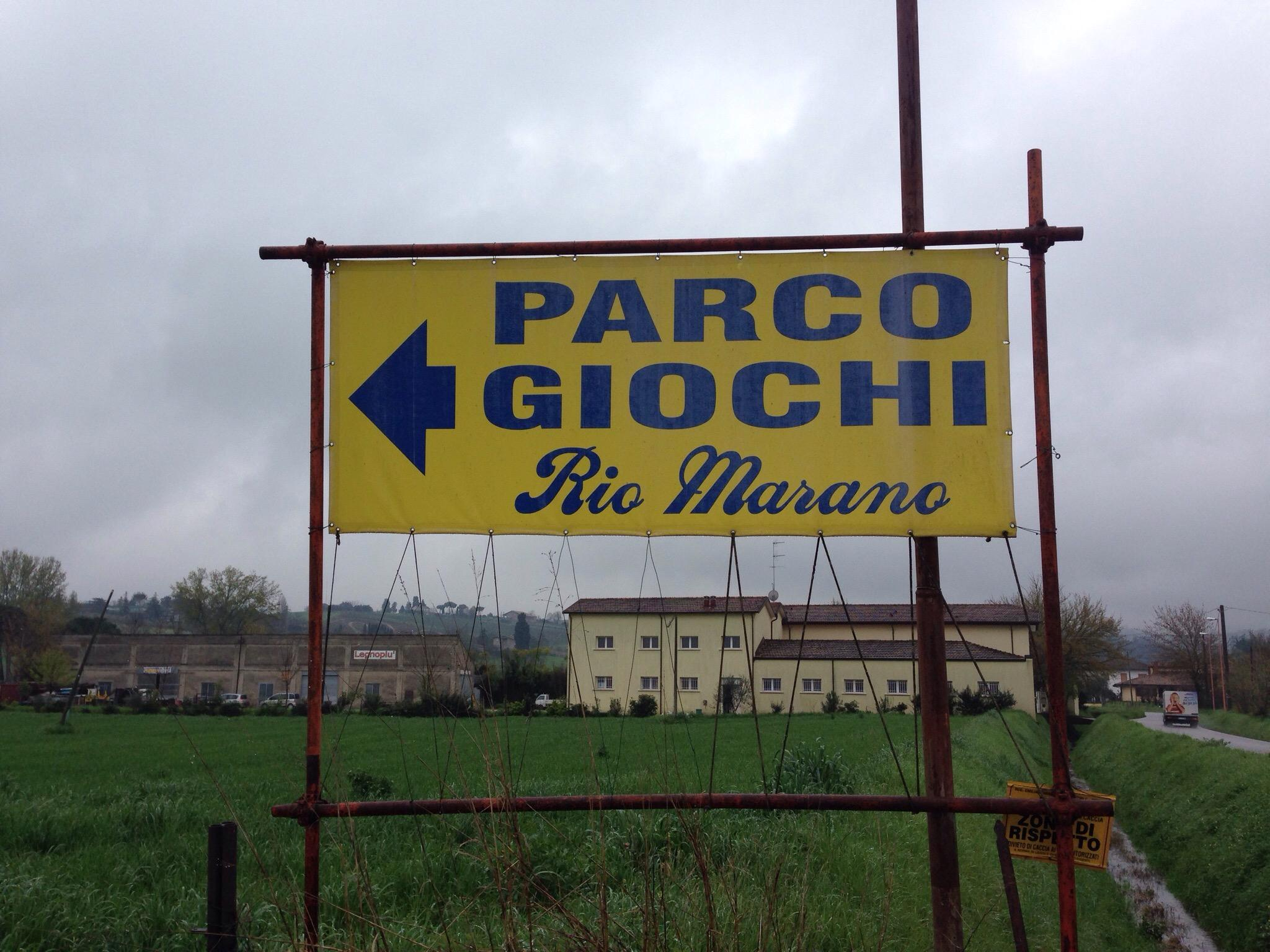 Parco Rio Marano