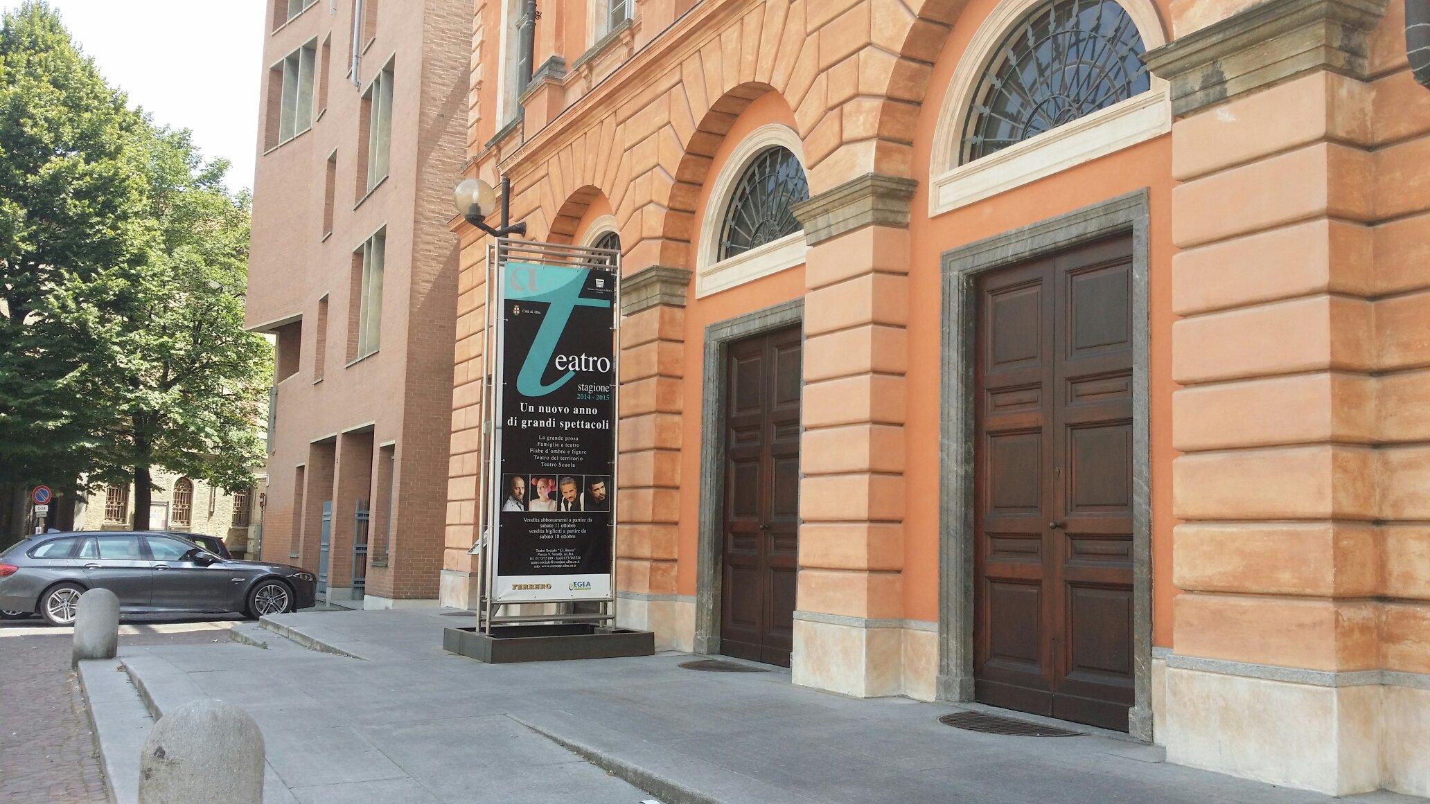 Teatro Sociale Giorgio Busca