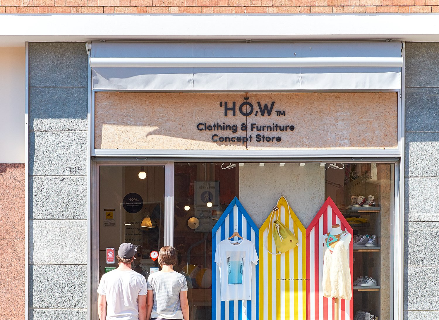 How Concept Store