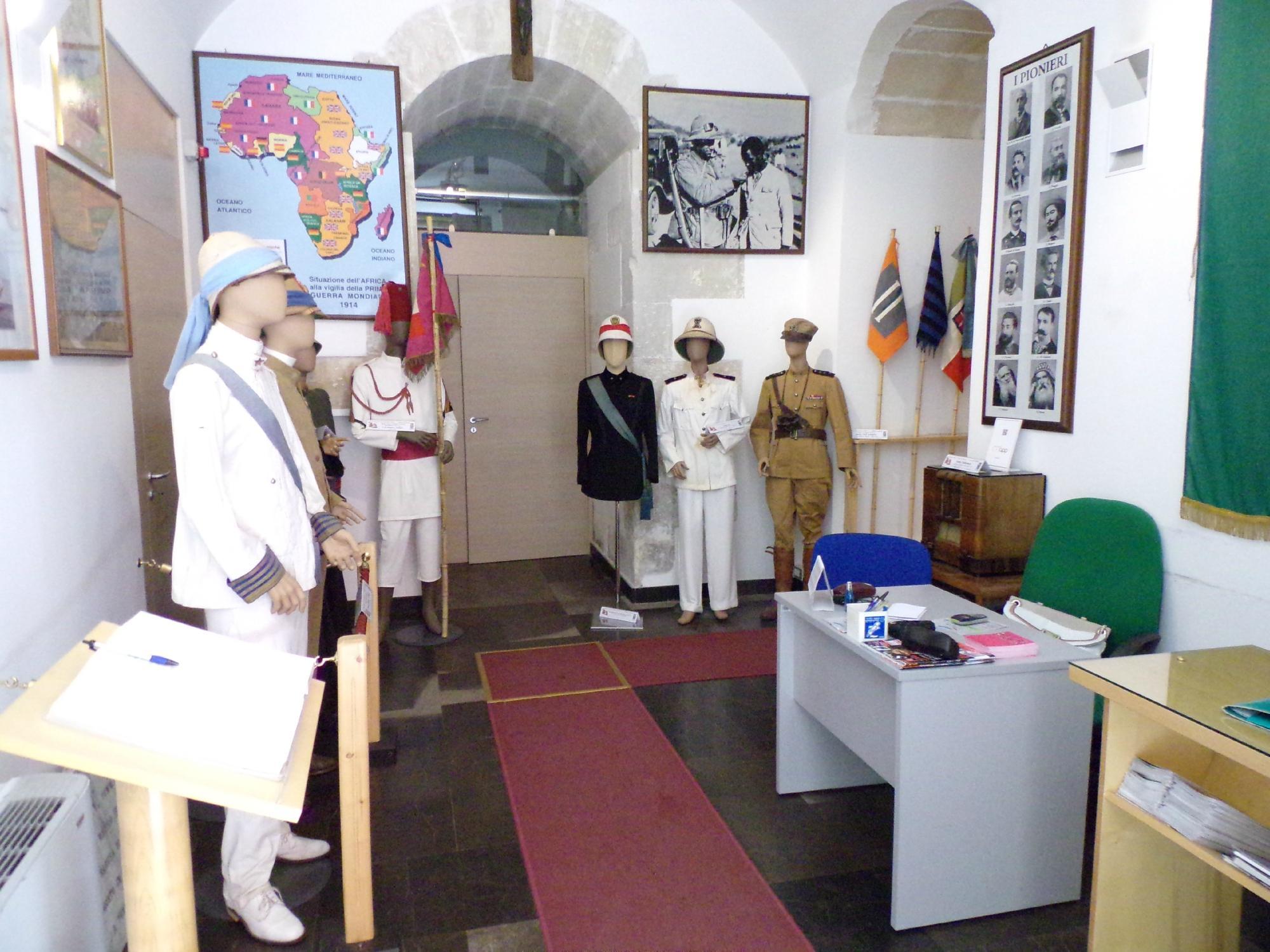 Museo Civico L'Italia in  Africa 1885-1960