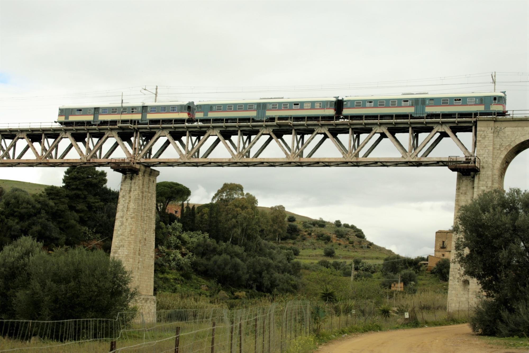 Ferrovie Kaos - Akragas Express