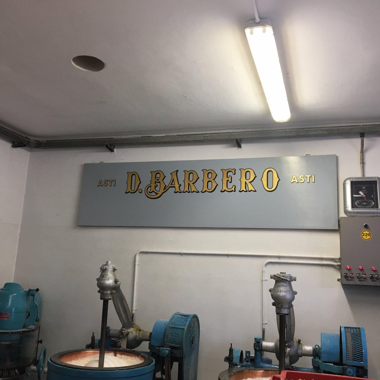 Torrone Cioccolateria D. Barbero