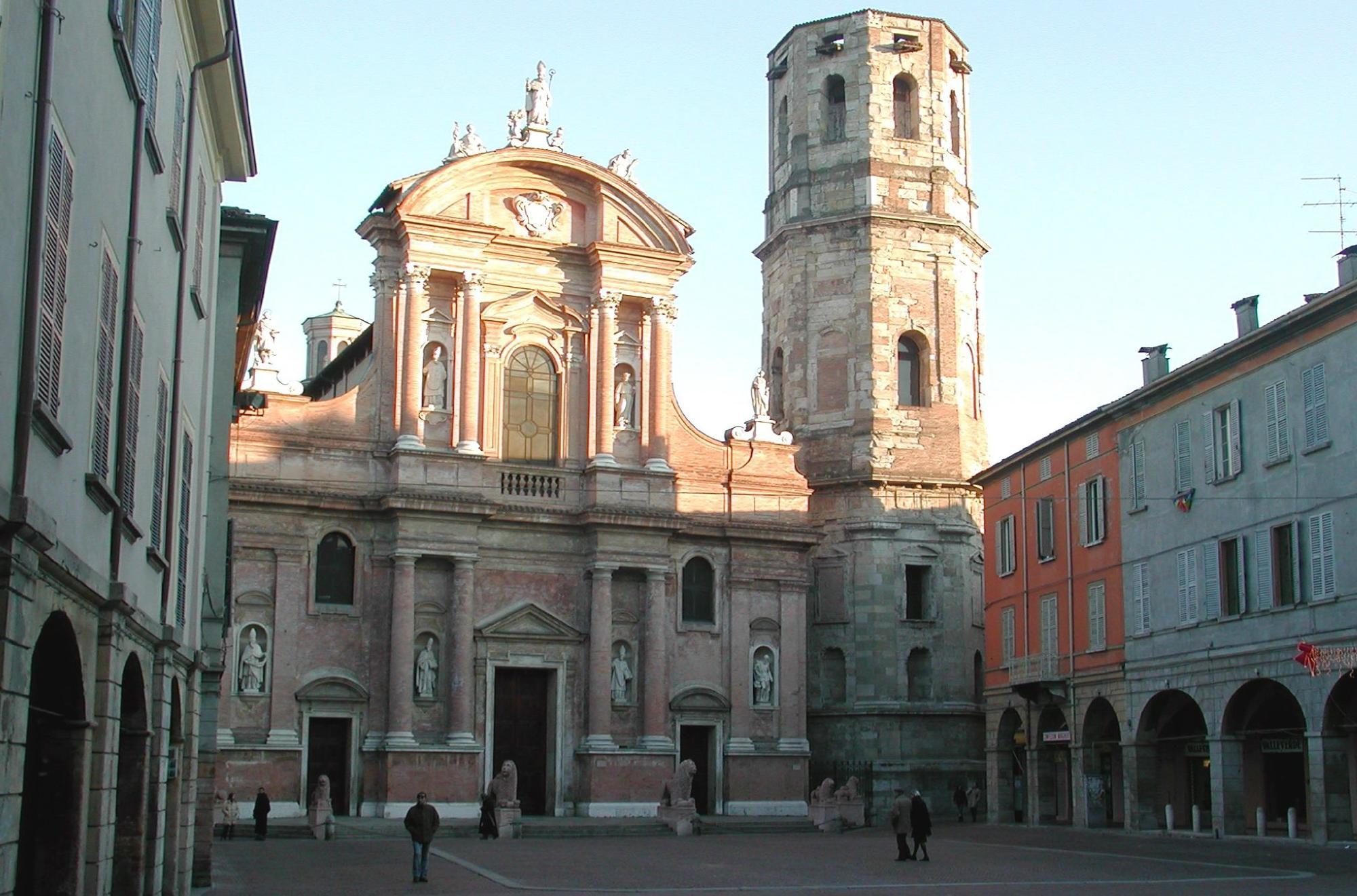 Basilica di San Prospero