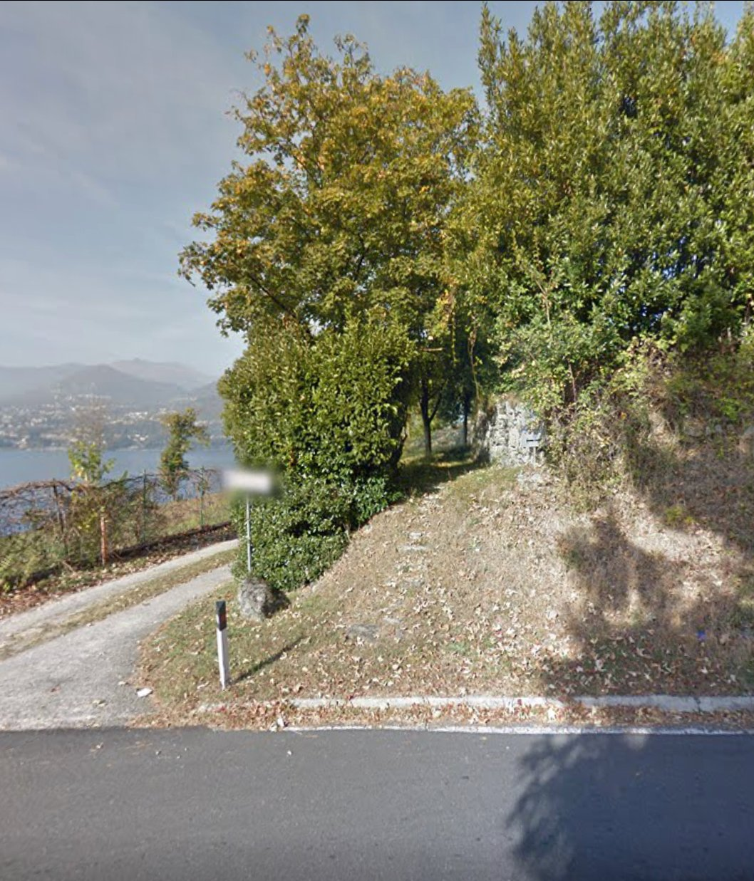 Sentiero Del Lazzaretto