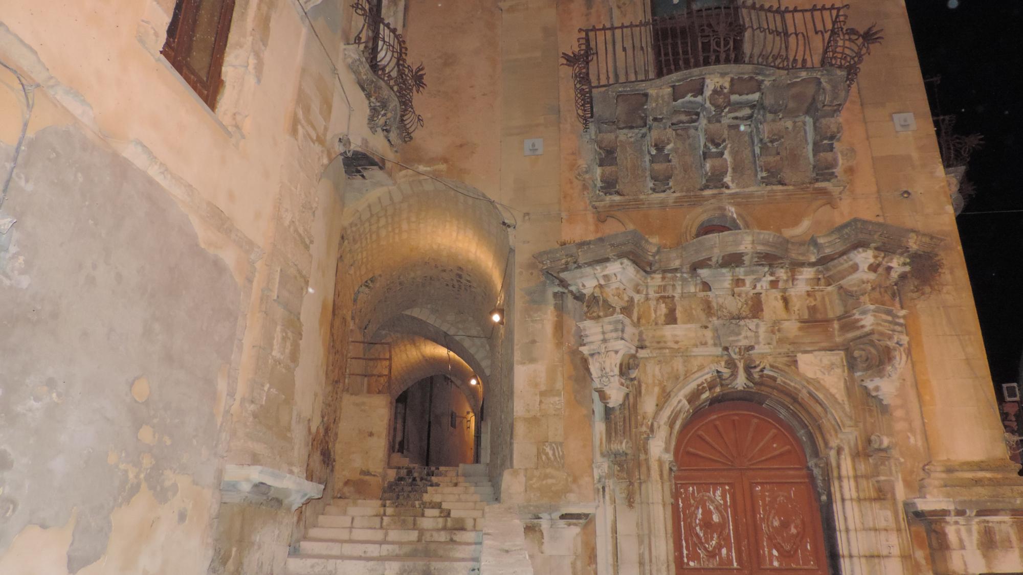 Palazzo Nicastro Barone del Lago