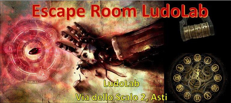 LudoLab Escape Room