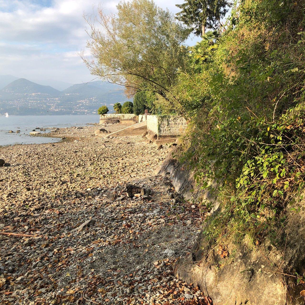 Spiaggia Pubblica Tra Fortino E Cerro