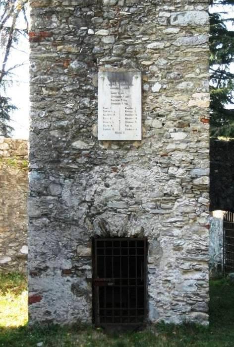 Torre Commemorativa ai Feriti Garibaldini