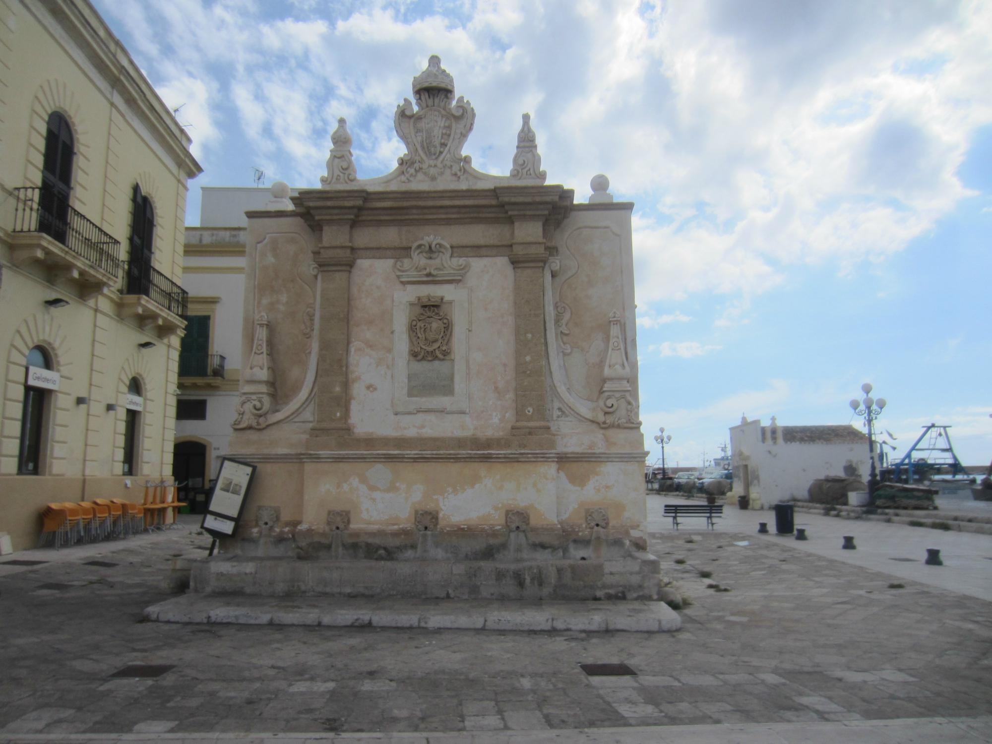 Fontana Greca - Ellenistica